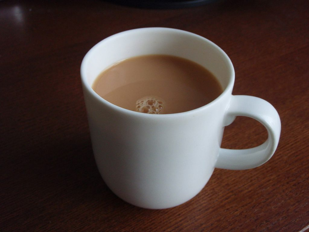 Image of a cup of tea.